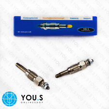 5 Pcs YOU.S Original Glow plugs for VW TRANSPORTER T4 2.4 D 75 PS 78 PS NEW