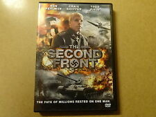 DVD / THE SECOND FRONT ( RON PERLMAN, CRAIG SHEFFER, TODD FIELD )