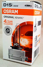 OSRAM D1S 35W Pk32d-2 Original Xenarc Xenon Brenner Lampe Single Box  66140