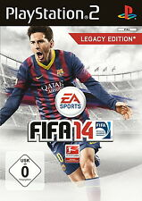 PS2 - Fifa 14 Fußball 2014 Deutsche Version  von EA Sports ** Playstation 2