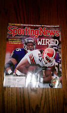 The Sporting News O.J. Santiago #45 Baltimore Ravens Super Bowl Champions