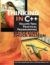 Thinking in C++ Volume 2: Practical Programming Int'l Edition