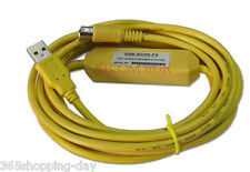 USB-SC09-FX PLC Programming Cable for Mitsubishi MELSEC support Win7