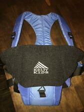 Kelty Kids Wallaby Blue Baby Carrier- Awesome For Hiking Or Everyday Use!