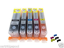 Refillable ink cartridges for Canon PGI-250 CLI-251 MG5620 MG5622 MG6420 MG6620