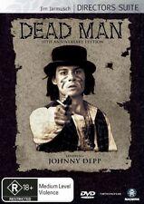 Dead Man (Johnny Depp) 10 Anniversary Ed.,DVD, Region 4, NEW & SEALED, FREE POST