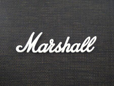 Marshall blanco Logo 4 225mm