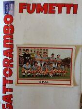 Figurine Calciatori Panini N.521 Squadra Spal  - Anno 73/74 Ottima