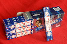 NagChampa  by Satya Sai Baba Original incense sticks 12  X 15 GM HERBAL EDH