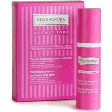 BELLA AURORA ILLUMINATING SERUM   AND EVEN SKIN TONE 30ml.