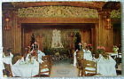 1911 POSTCARD THE BLUE FOUNTAIN ROOM THREE GRACES HOTEL LA SALLE CHICAGO IL #k87