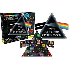 Pink Floyd - Dark Side Of The Moon Shaped Jigsaw Puzzle - New & Official In Box