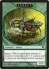 10x*Insect Token*SAME ART*SOM*Infect**Magic the Gathering MTG**FTG