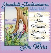 Rip Van Winkle/ Gulliver's Travels 2015 by Weiss, Jim 1942968825 Ex-library