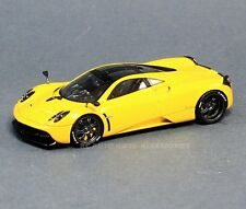 Spark S3564 2012 Pagani Huyara Yellow 1:43 Scale Car