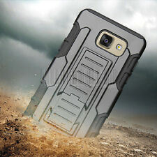 Shockproof Rubber Hybrid Holster Hard Case Cover Skin For Samsung Galaxy A5 2016