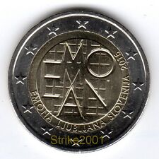 NEW !!! 2 EURO COMMEMORATIVO SLOVENIA 2015 Emona ! disponibile !