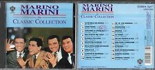 MARINO MARINI CD The Classic Collection MADE in ITALY 1994 nuovo SIGILLATO