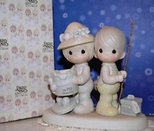"""Prescious Moments 1987 """"Our First Christmas Together"""" by Enesco"""