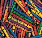 (12) Crayons Primary Colours Birthday Party Favours Loot Filler School Reward