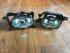 New Front Fog Lights Lamps w/Bulbs For Mitsubishi Outlander 2003-2006