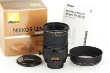 Nikon PC-E 45/2,8 Micro-Nikkor D ED Tilt-Shift // 27158,1