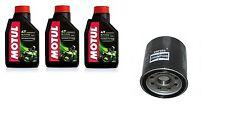 KIT TAGLIANDO OLIO MOTUL 5100 10W-40 + FILTRO per HONDA HORNET 600 2009