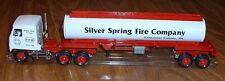 Silver Spring Fire Co Tanker '92 Lancaster County, PA Winross Truck