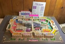 1996 MB Mall Madness Shopping Spree Electronic Board Game Missing Green Figure