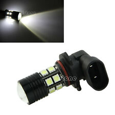 HB4 9006 12-SMD 12W Bright White Car DRL Fog Light Bulb Projector LED Lamp