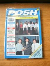 11/05/1992 play-off división 3 semi-final: Peterborough United v Huddersfield a