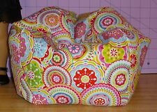 Fiesta Bodilla Medallion, doll Bean Bag Chair made to fit American Girl dolls