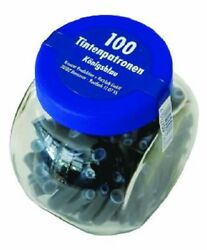 10x 10 Füllerpatronen Universal Tintenpatronen 100