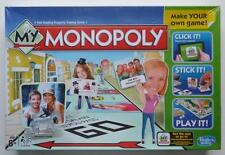 MONOPOLY - Make Your Own Game (BNIB)