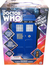"Doctor Who 5"" Scale Electronic Flight Control 12th Dr TARDIS Action Figure"