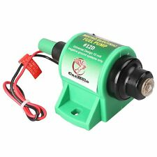 12 Volt Diesel Micro Electric Fuel Pump 12D for 12V Negative Ground Systems only