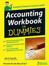 Accounting Workbook For Dummies, John A. Tracy