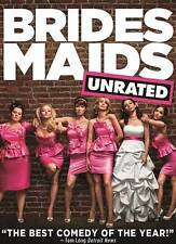 BRIDESMAIDS (DVD, 2014) NEW