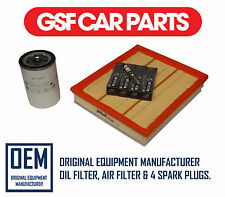Service Kit Oil Air Filters & Spark Plugs Replacement Part Ford Ka 1.3I 1.6I
