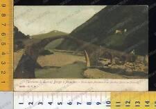 41737] LUCCA - BORGO A MOZZANO - PONTE DELLA MADDALENA SUL SERCHIO DETTO DIAVOLO