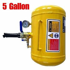 A+A++ 5 Gallon Air yellow Seater Tire Tool Blaster Wheel Tool 145Psi