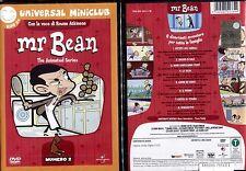 MR. BEAN LA SERIE ANIMATA 2 - DVD NUOVO E SIGILLATO, PRIMA STAMPA, NO EDICOLA