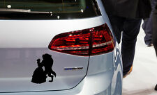 Disney princess belle beauty and the beast car laptop vinyl sticker decal