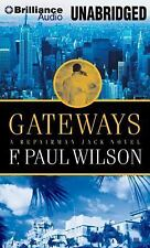 Repairman Jack: Gateways 7 by F. Paul Wilson (2014, CD, Unabridged)