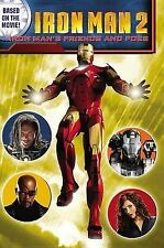 Iron Man 2: Iron Mans Friends and Foes,VERYGOOD Book