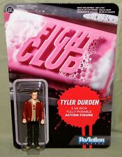 "TYLER DURDEN BRAD PITT FIGHT CLUB ReAction Retro 3.75"" Figure Funko"