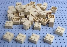 Lego Tan 2x2 Brick (3003) x10 *BRAND NEW* City Creator Friends Star Wars Pirate