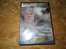 Roaring Glory Warbirds - V. 6 - Lockheed Lightning P-38 (DVD, 1998) *****LN*****
