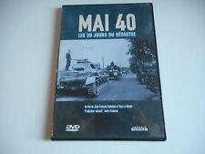 DVD - MAI 40 - LES 30 JOURS DU DESASTRE - un film de j-f Delassus et Y lE MANER