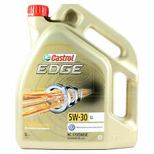 Castrol EDGE Titanium FST 5W-30 LL Full Synthetic Engine Oil 5 Litres 5L 5w30